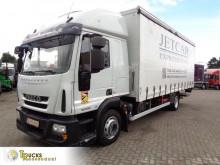 Caminhões cortinas deslizantes (plcd) Iveco Eurocargo