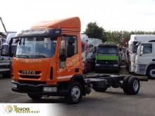 Caminhões chassis Iveco Eurocargo