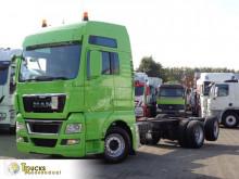Ciężarówka MAN TGX 26.480 podwozie używana