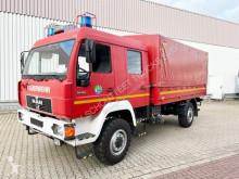 Camión bomberos MAN 10.163/180 4x4 BB Doka 10.163/180 4x4 BB Doka mit Dautel LBW