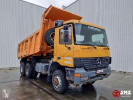 Camion benne Mercedes Actros 3340