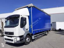 Lastbil Volvo FL 240-14 skjutbara ridåer (flexibla skjutbara sidoväggar) begagnad