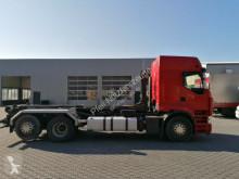 Camion polybenne Renault Premium Premium 450 DXI- Abroller- BLATT-BLATT- MANUAL