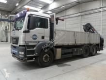 Ciężarówka MAN TGA SHE 26 FD platforma burtowa używana
