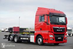 Ciężarówka MAN TGX / 26.460 / E 6 / ACC / BDF / 7.15 , 7,45 / RETARDER podwozie używana