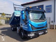 Caminhões Iveco Eurocargo Eurocargo 120EL21 Meiller Kipper Gas Mautfrei basculante tri-basculante usado