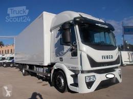 Caminhões Iveco Eurocargo 120E25 FURGONE 7.30 PEDANA EURO 6 furgão usado