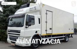 Teherautó DAF CF 65.220 Euro 5 chłodnia tylko 440 tys.km. winda klapa használt hűtőkocsi