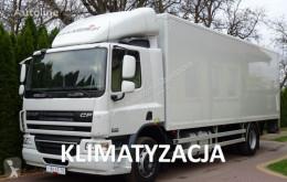 Lastbil DAF Cf 65.220 Euro 5 kontener 19 palet winda klapa transportbil begagnad