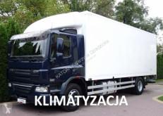 شاحنة عربة مقفلة DAF CF 65.220 Euro 5 kontener 18 palet winda klapa Sprowadzony