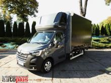 Camion rideaux coulissants (plsc) Renault MASTERNOWY PLANDEKA 10 PALET WINDA KLIMATYZACJA WEBASTO TEMPOMA