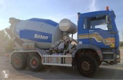 Camión hormigón cuba / Mezclador MAN TGA 33.360