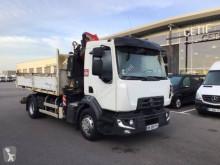 Camión volquete benne TP Renault Midlum 220.14 DXI