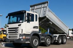 斯堪尼亚G卡车 420 双侧翻加后翻式自卸车 二手