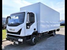 Camión Iveco furgón usado