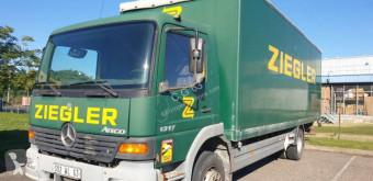 Ciężarówka Mercedes Atego 1317 furgon używana