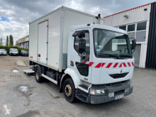 Lastbil Renault Midlum 180.12 DCI transportbil polybotten begagnad