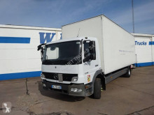 Camion fourgon polyfond Mercedes Atego 1318 N