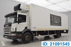 Ciężarówka chłodnia z regulowaną temperaturą Scania P