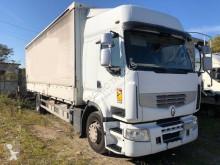 Caminhões caixa aberta com lona Renault Premium 460 DXI