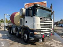 Камион Scania R124 470 бетоновоз втора употреба