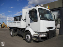 Renault two-way side tipper truck Midlum