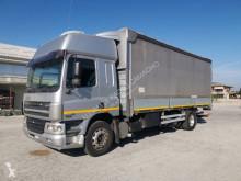 Ciężarówka DAF CF 75.310 firanka używana