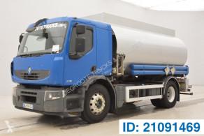 Caminhões cisterna productos químicos Renault Premium 320