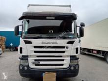 Camión furgón caja polyfond Scania P 420