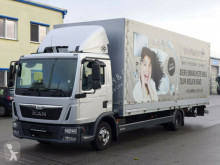Camión MAN TGL TGL 8.180*Euro 6*TÜV*LBW*Klima*Bordwände*Na lona corredera (tautliner) usado