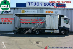 Camion Mercedes Actros Actros 2543 Stream Space Getränke Plane LBW 2 to rideaux coulissants (plsc) occasion