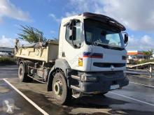 Renault two-way side tipper truck Kerax 340
