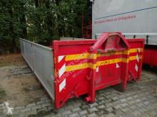 Kontainer Abroll Container mit ALU Bracken