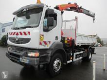 Ciężarówka Renault Kerax 380 DXI wywrotka dwustronny wyładunek używana