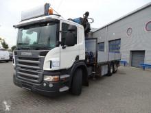 Ciężarówka platforma Scania P 280