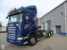 Ciężarówka podwozie Scania R 560