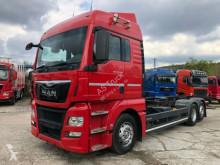 Ciężarówka MAN TGX TGX 26.440 XLX 6x2 EUR 6 Schaltung Interda podwozie używana