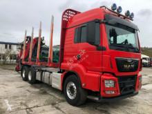 Camion grumier MAN TGS TGS 26.480 6x4 Kran Epsilon M13Z83 Retarder