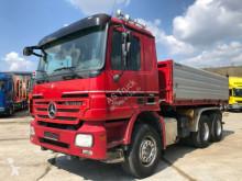 Camión volquete volquete trilateral Mercedes Actros 2646 6x4 Retarder Motor General Überholt