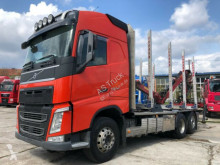 Camion trasporto tronchi Volvo FH FH 500 Kran Loglift 120 S 79 Interdar Navi