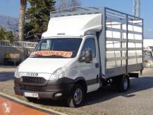 Camión Iveco Daily 35C13 lona corredera (tautliner) usado