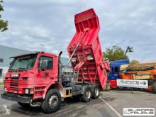 Scania tipper truck 113