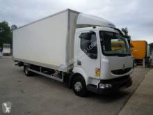 Ciężarówka furgon furgon drewniane ściany Renault Midlum 220.12 DXI