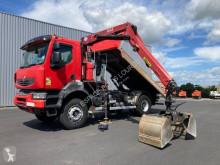 Kamion trojitá korba Renault Kerax 370.19 DXI