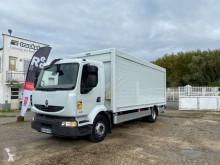 Renault Midlum 180.14 truck used beverage delivery box