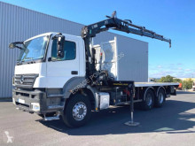 Camion Mercedes Axor 2640 plateau standard occasion
