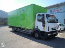 Ciężarówka furgon furgon drewniane ściany Iveco Eurocargo 120 E 18