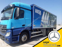 Mercedes box truck Actros 2543