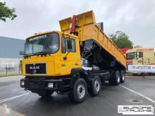 Camion benne MAN 35.403 Full steel - Manual - Mech pump - 6 Cyl