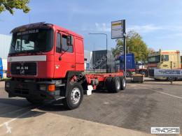 Ciężarówka MAN 25.372 podwozie używana